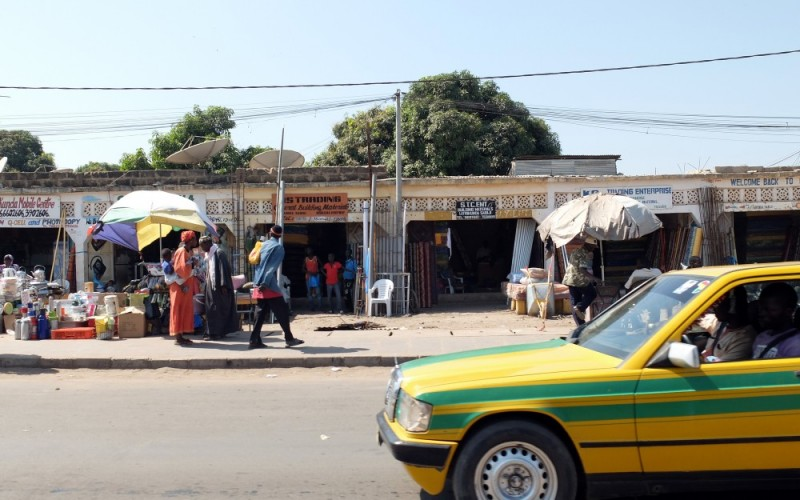 Reistips Gambia: Bumping into bumsters