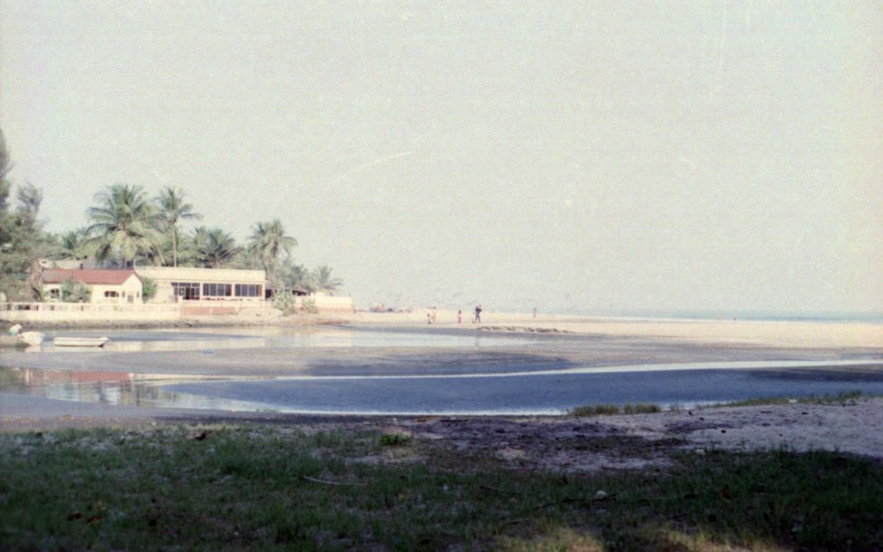 Gambia in analoog