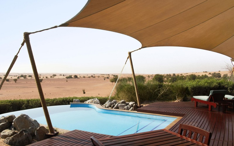 Hotelwish: Al Maha Dubai