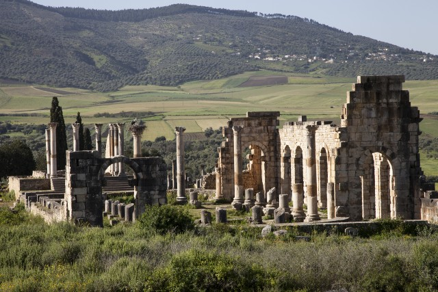 UNESCO werelderfgoed wishlist: Volubilis