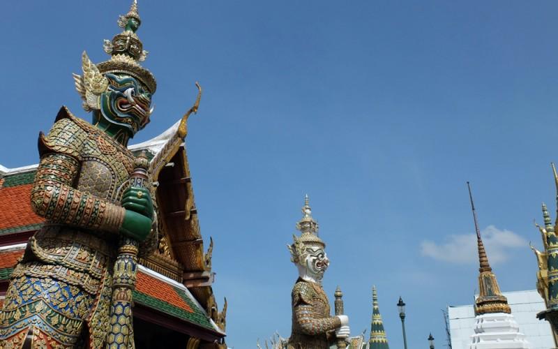 24 uur Bangkok: wat te doen?