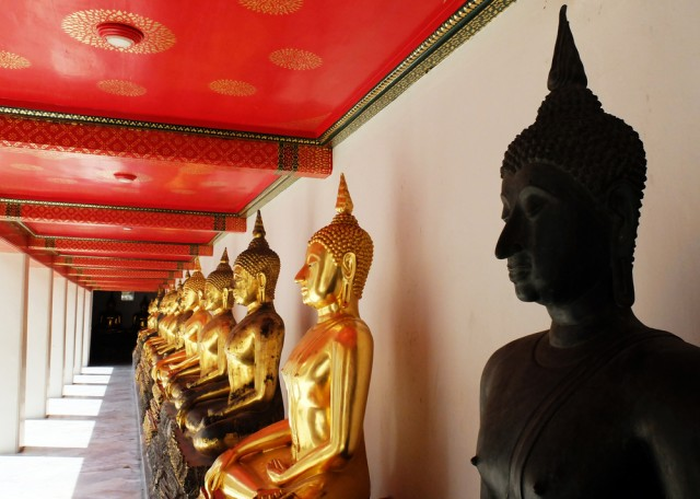 Wat Pho - Bangkok - Thailand - reisronddewereld