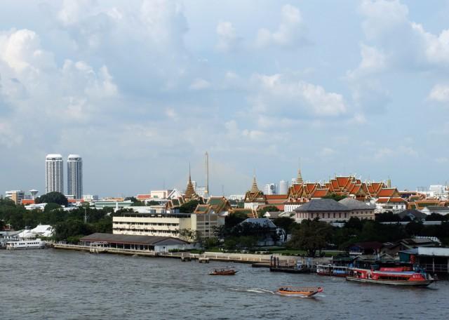 Wat Arun - Bangkok - Thailand - reisronddewereld