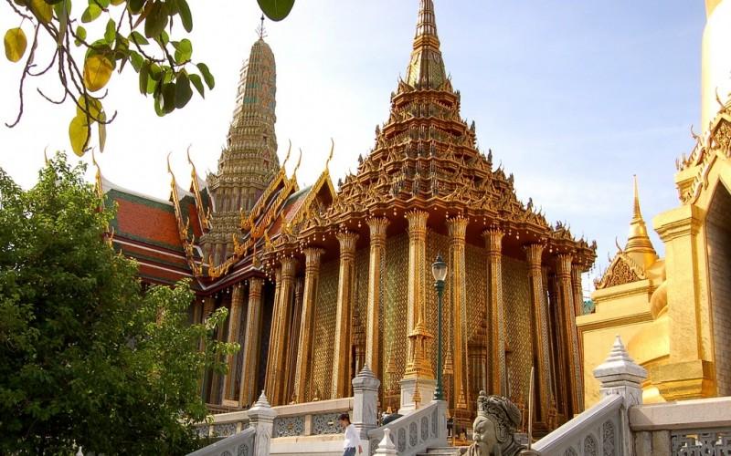 Wat wat wat: tempels in Thailand