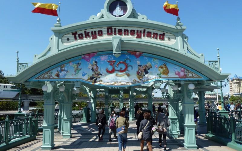 Voel de Disney spirit: Disneyland Tokio